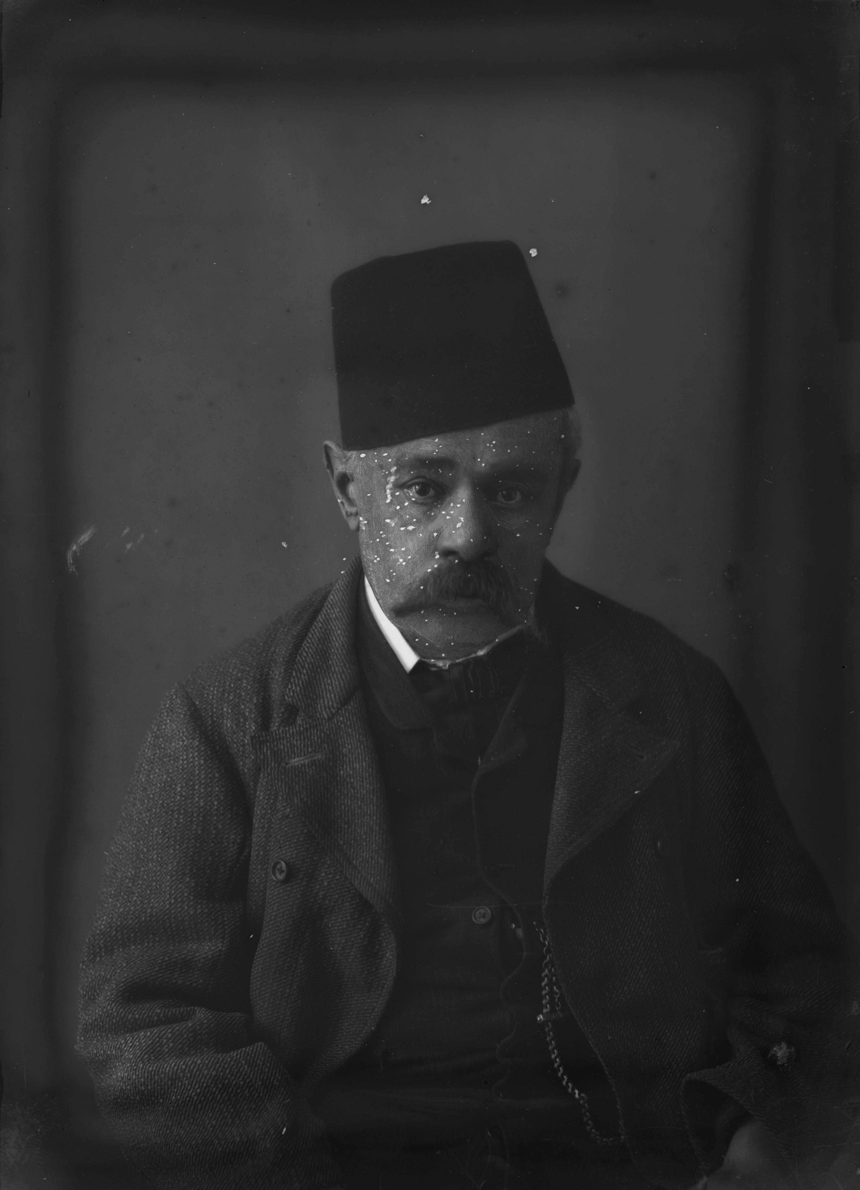 marubi portrait